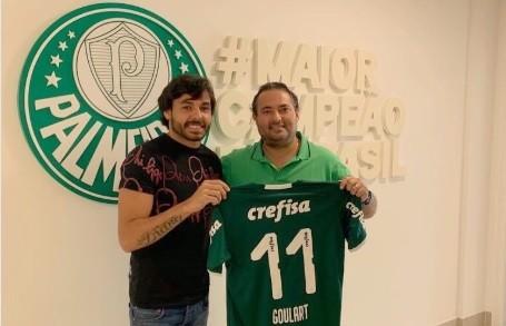 Ricardo Goulart - Palmeiras