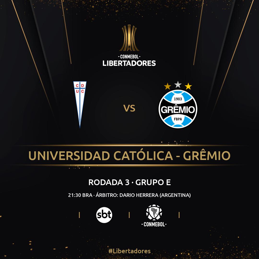 Católica-Grêmio