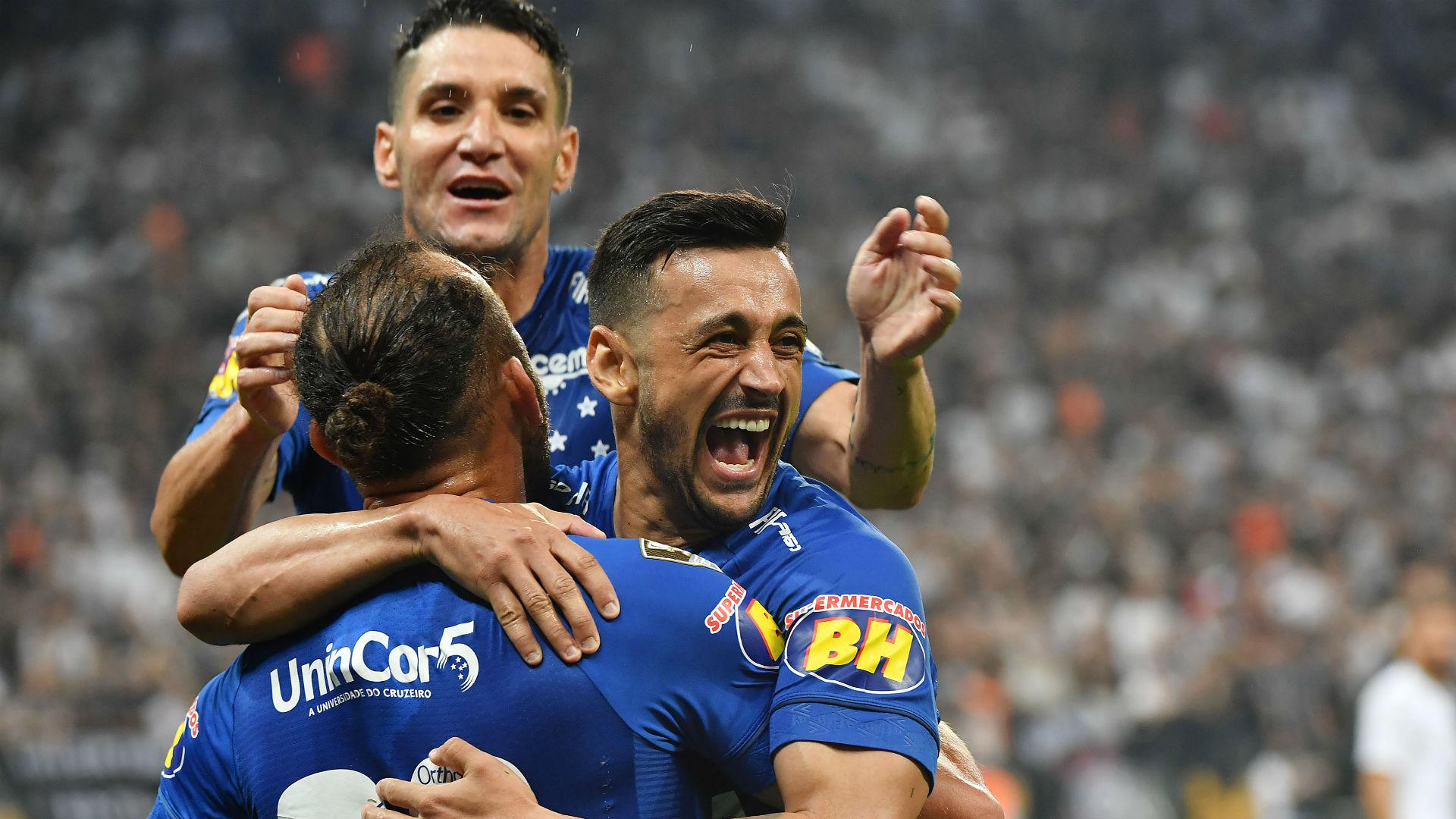 AFP Cruzeiro Copa Libertadores 2019