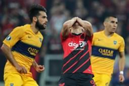 Marco Ruben - Athletico - Boca