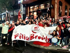 Fililales River Plate