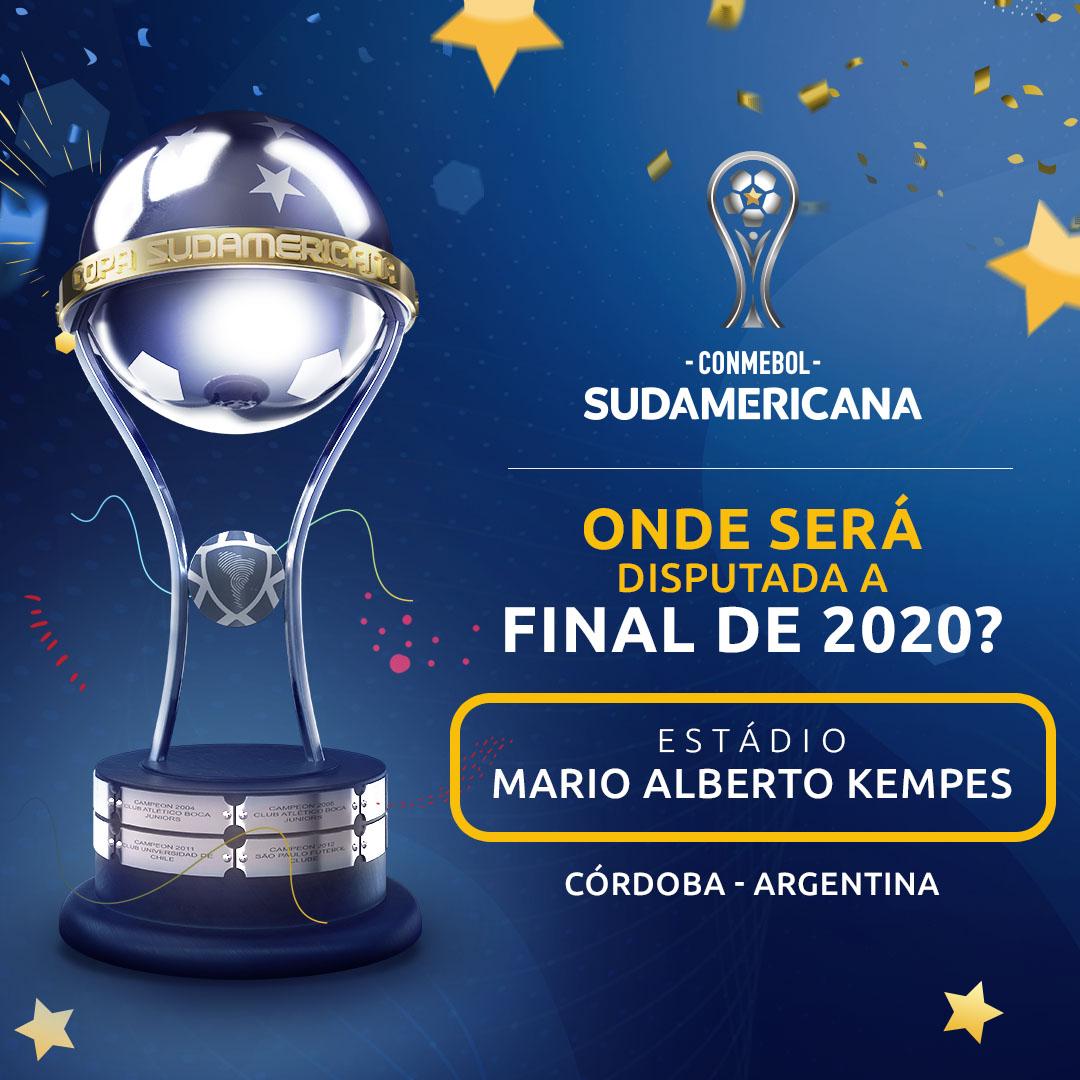 Final Sul-Americana 2020
