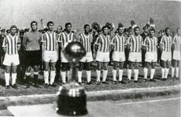 Estudiantes campeón Libertadores 1968
