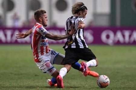 AFP Atlético-MG Union Sul-Americana 2020