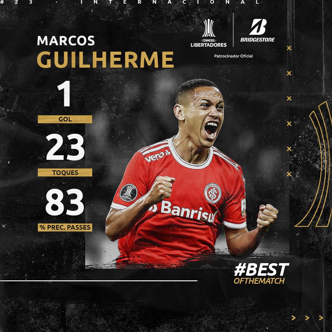 Marcos Guilherme #Best