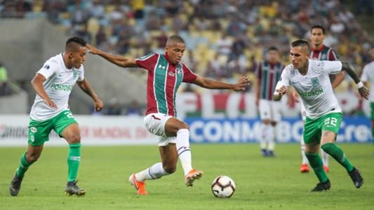 Fluminense Atletico Nacional João Pedro Copa Sul-Americana