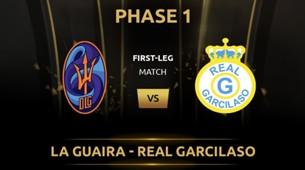 La Guaira vs Garcilaso
