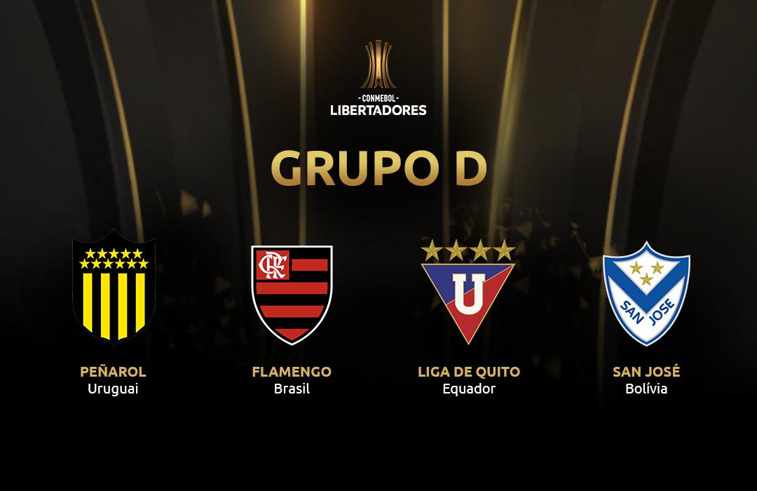 Grupo D - Libertadores