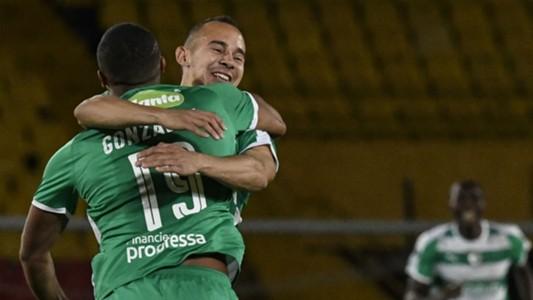 AFP LA Equidad Copa Sudamericana