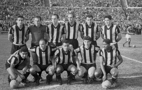 Peñarol Libertadores 1961