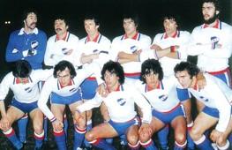 Nacional 1980 Libertadores