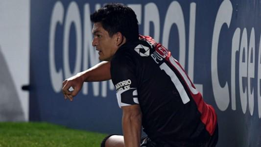 Pulga Rodríguez Copa Sudamericana
