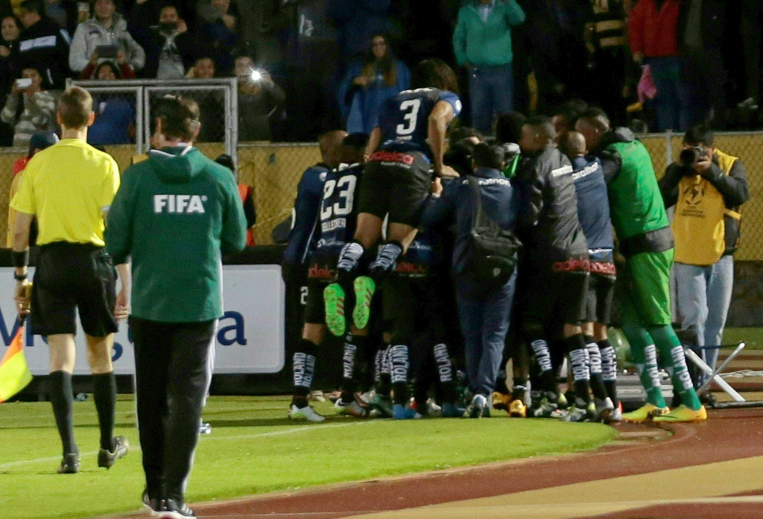 Independiente del Valle 2016