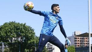 Esteban Andrada Boca Juniors Copa Libertadores
