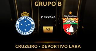 Cruzeiro vs Deportivo Lara