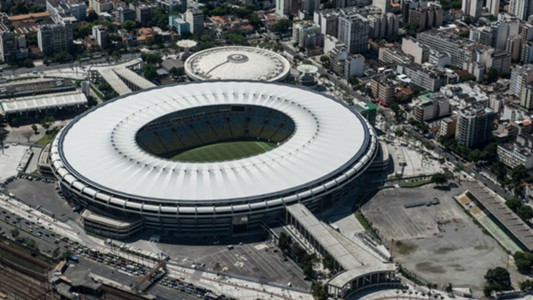 Maracana AFP Copa Libertadores