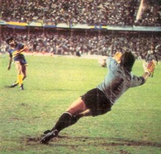 Boca Olimpia 1989