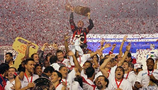 São Paulo campeão Libertadores 2005