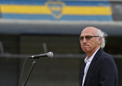 AFP Carlos Bianchi Boca Juniors CONMEBOL Libertadores