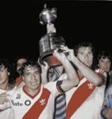 River Campeón 1986