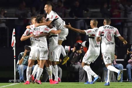 São Paulo vs Liga de Quito