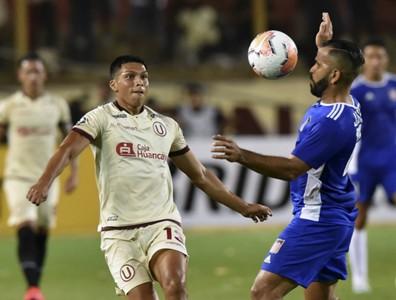 AFP Universitario Carabobo Libertadores 2020