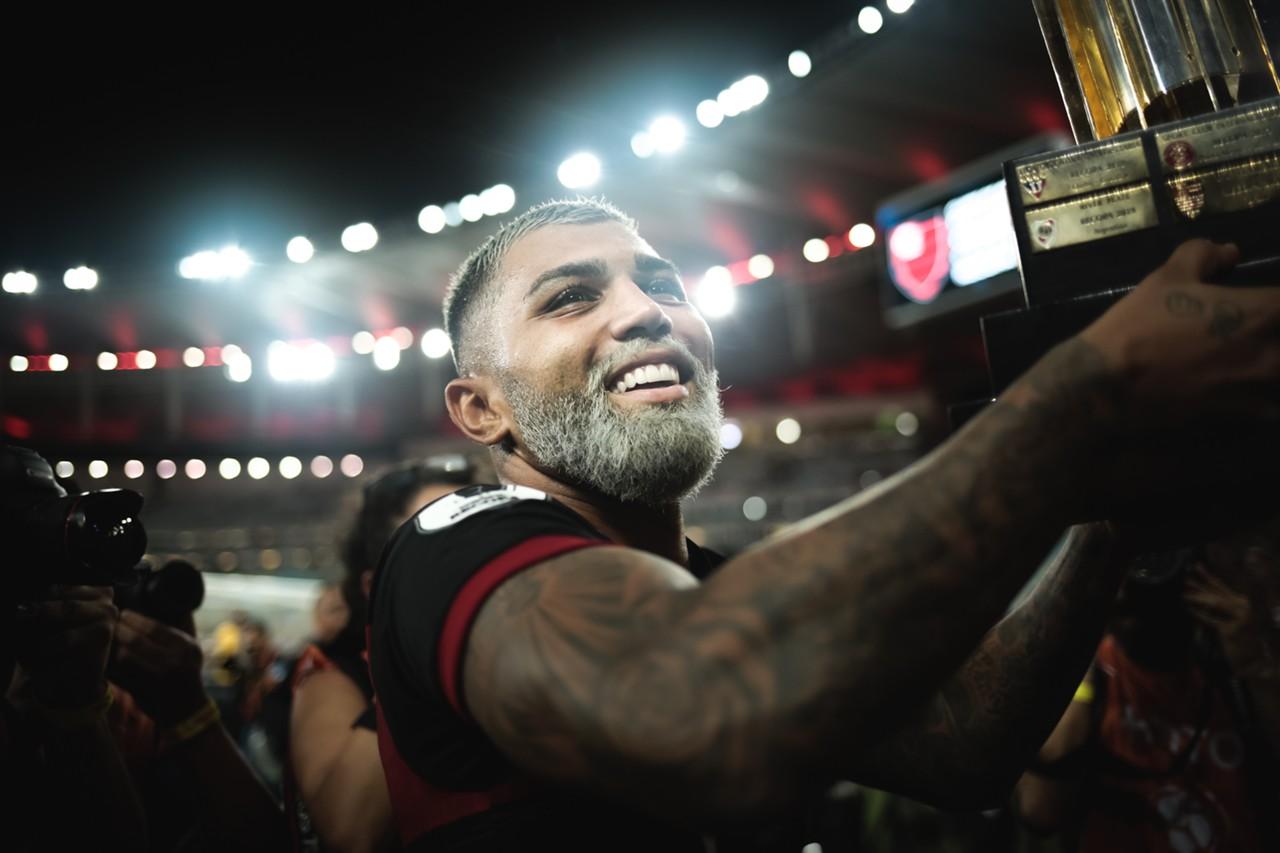 Flamengo campeão da Recopa 202
