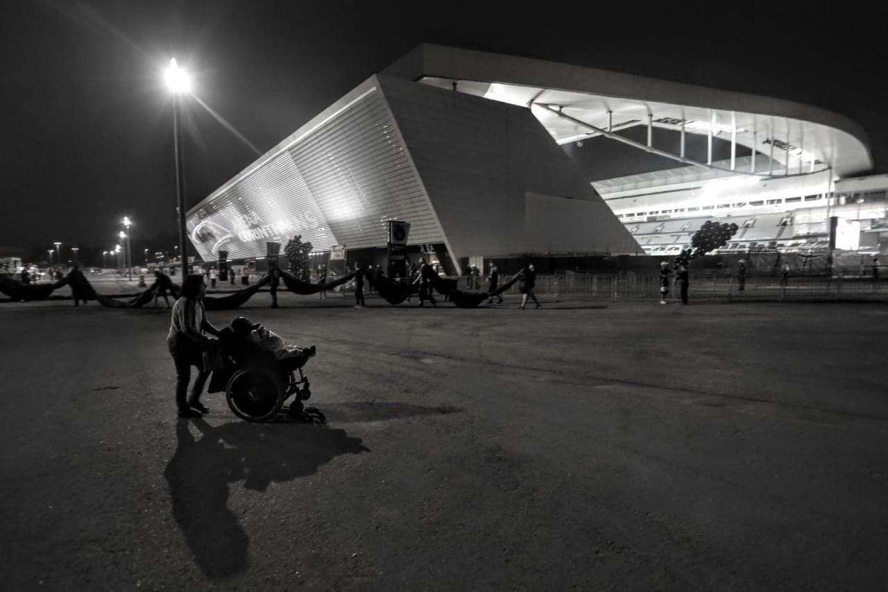 Corinthians x Del Valle