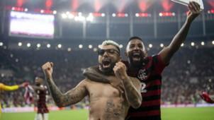 AFP Gabriel Barbosa Flamengo Copa Libertadores