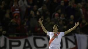 Nacho Fernández River - Boca semifinal
