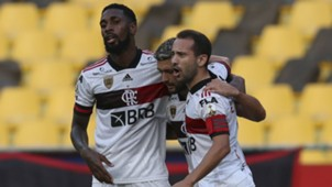 Flamengo se impuso 2-1 en Guayaquil