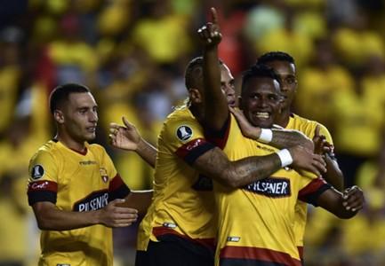 AFP Barcelona Libertadores 2020