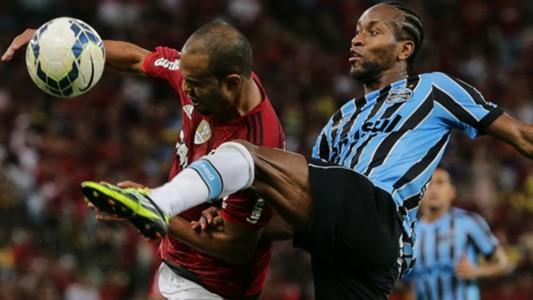 Gremio Flamengo AFP Brasileirao