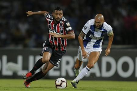 AFP São Paulo Talleres Libertadores 2019