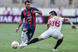 AFP Cerro Porteño  Universitario Copa Libertadores 2020