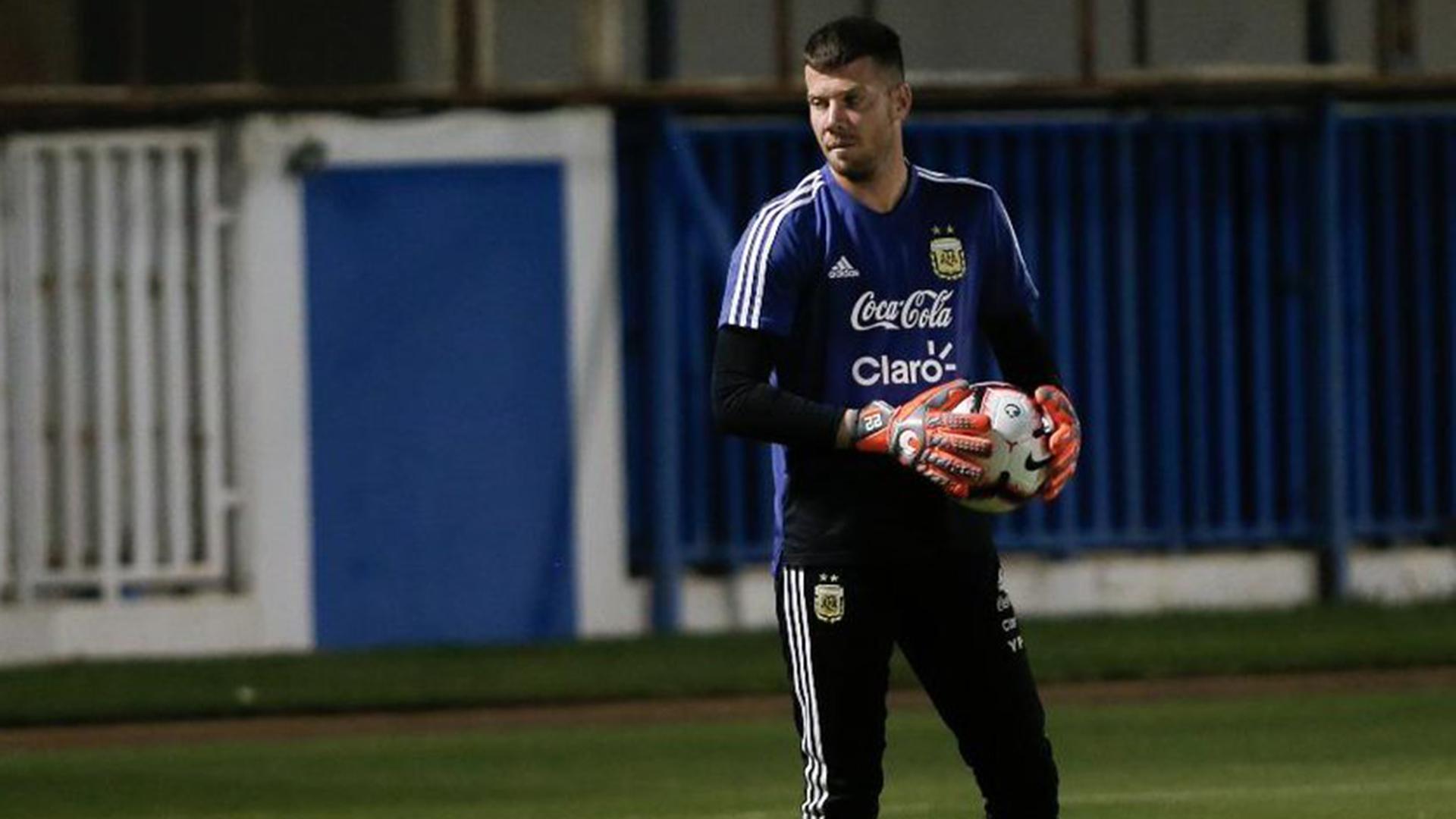 CONMEBOL Libertadores Guido Herrera Talleres de Cordoba