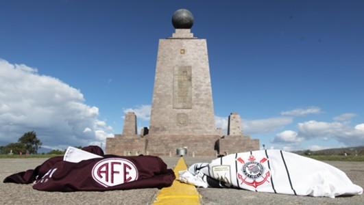 La mitad del mundo - Libertadores Feminina