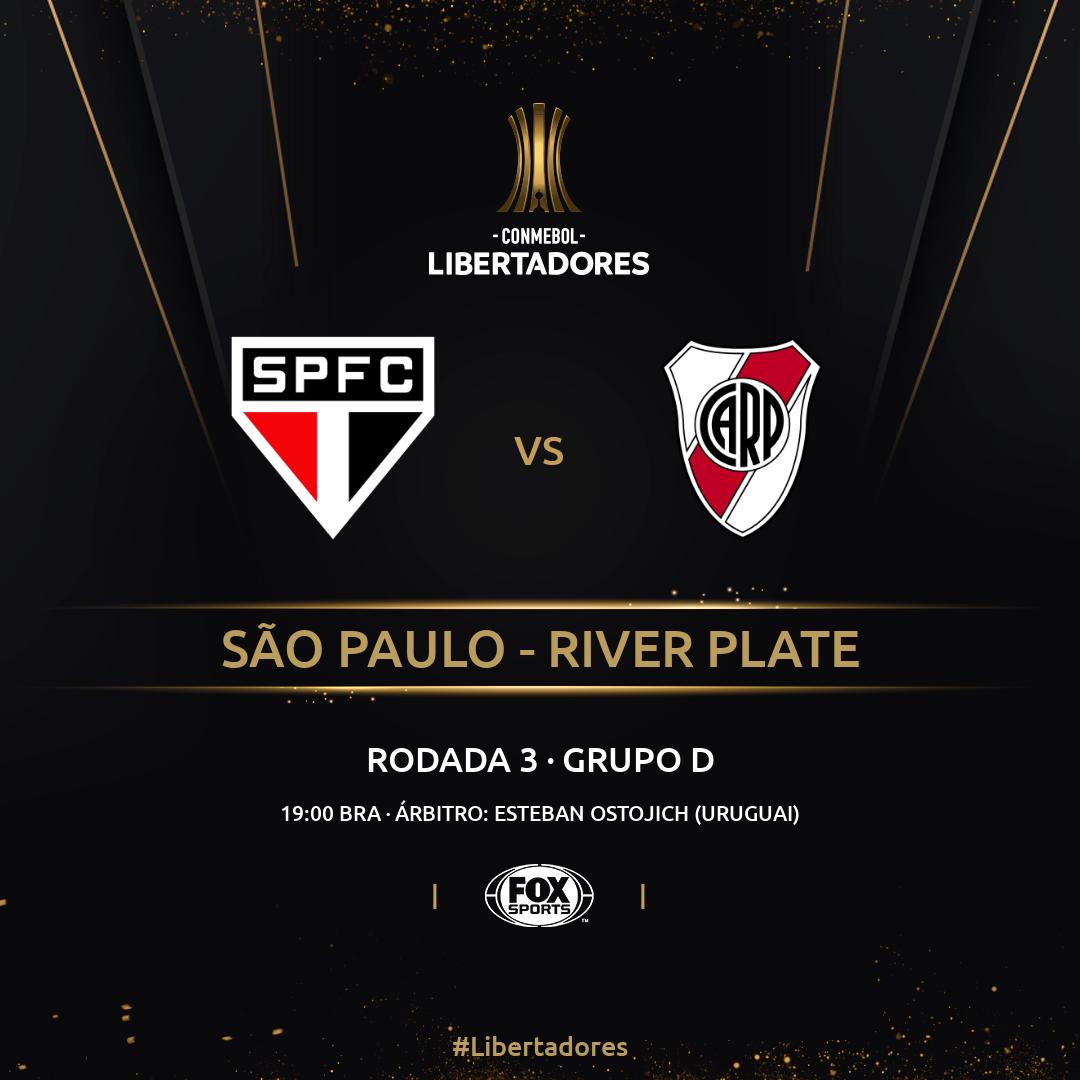 São Paulo-River Plate