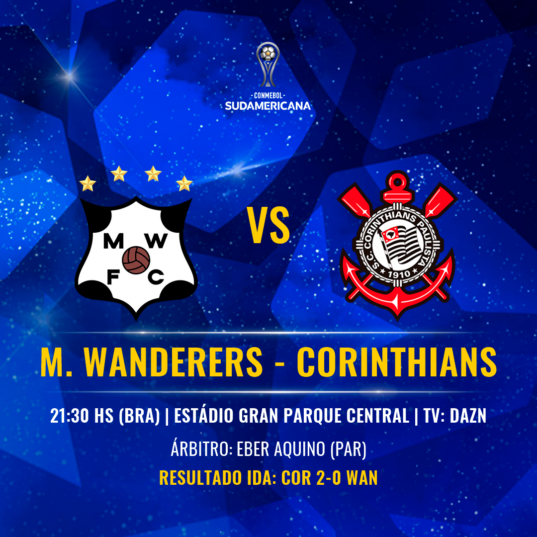 Wanderers vs Corinthians