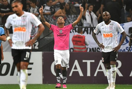 Gabriel Torres Independiente del Valle Corinthians Sudamericana