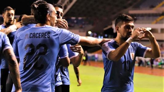 Uruguay De Arrascaeta