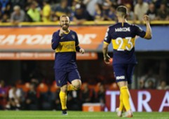 Daniele De Rossi Boca Juniors