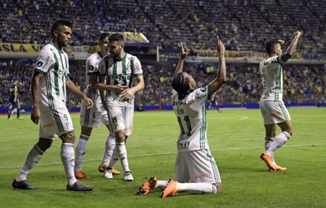 Boca 0x2 Palmeiras - Libertadores