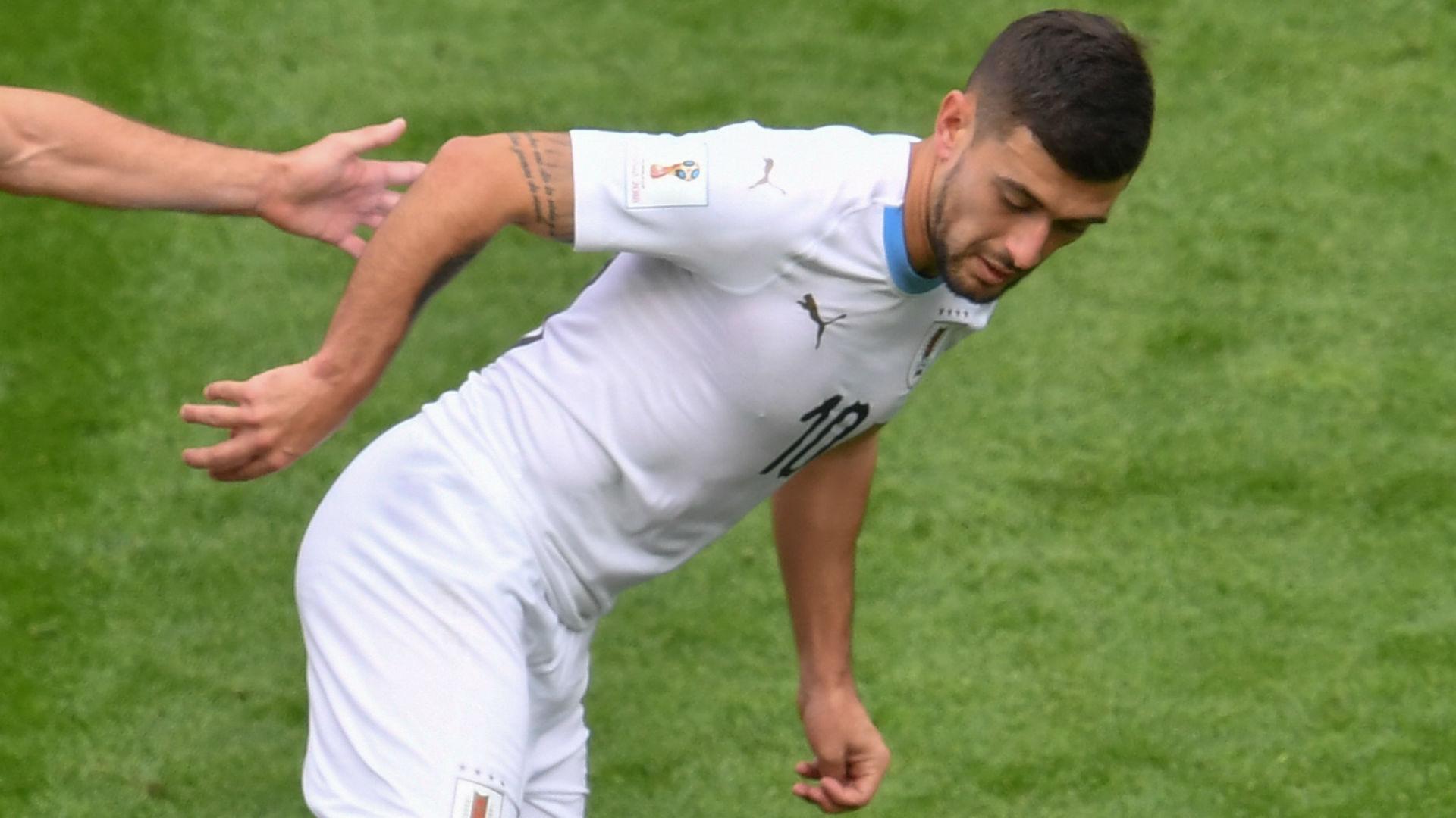 AFP Giorgian De Arrascaeta Selección de Uruguay Cruzeiro