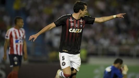 AFP Junior Barranquilla Atletico Paranaense Copa CONMEBOL Sudamericana 05122018 Pablo Felipe