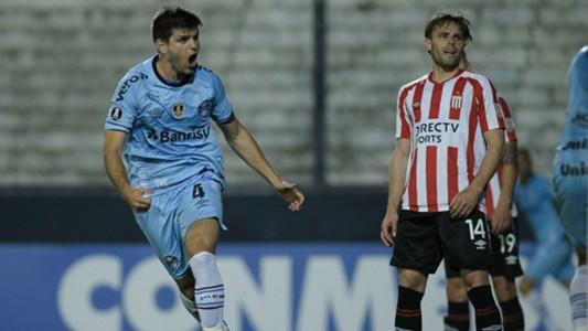 AFP Estudiantes Gremio Copa Libertadores 07082018 Walter Kannemann