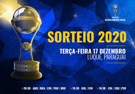 Sorteio - Copa Sul-Americana