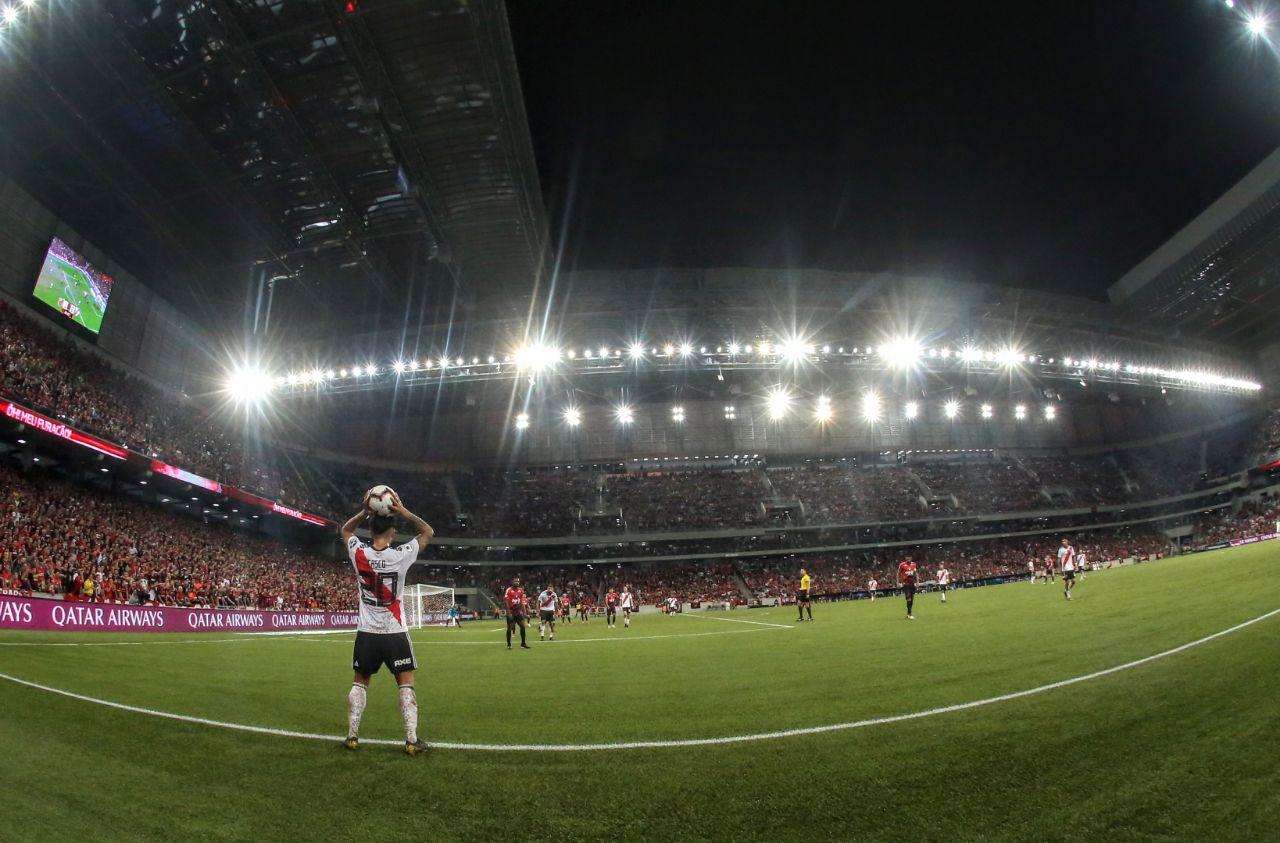 Athletico Paranaense River Recopa 2019