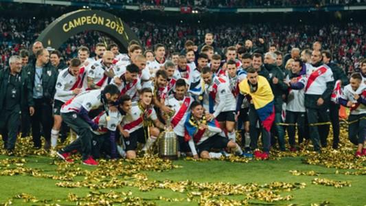 AFP River Plate Boca Juniors CONMEBOL Libertadores 09122018