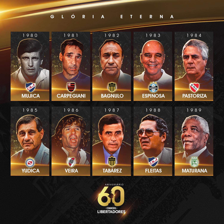 Técnicos Libertadores - 1980-89